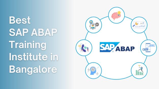 Best SAP ABAP training Institute in Bangalore