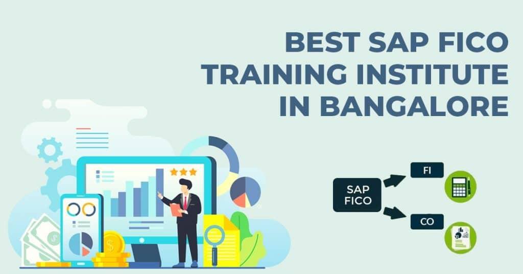 Best SAP Fico Training Institute in Bangalore