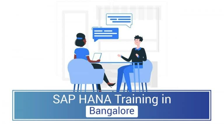 SAP HANA Training in Bangalore