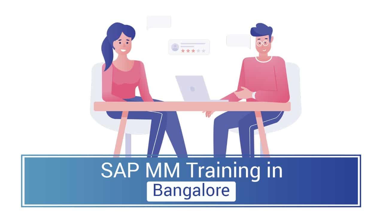 SAP MM Training in Bangalore